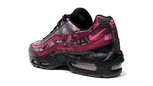 "NIKE AIR MAX 95 PRM ""CHERRY BLOSSOM"" BLACK/VOLT/LASER PINK 2"