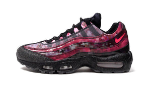 "NIKE AIR MAX 95 PRM ""CHERRY BLOSSOM"" BLACK/VOLT/LASER PINK 3"