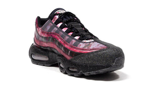 "NIKE AIR MAX 95 PRM ""CHERRY BLOSSOM"" BLACK/VOLT/LASER PINK 5"