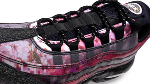 "NIKE AIR MAX 95 PRM ""CHERRY BLOSSOM"" BLACK/VOLT/LASER PINK 6"