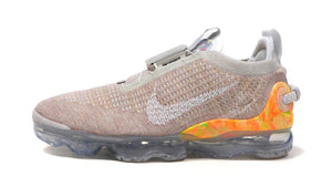 NIKE AIR VAPORMAX 2020 FK LIGHT BONE/WHITE-GREY FOG-SAIL 3