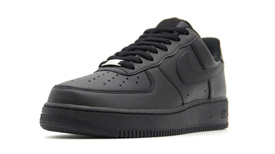 NIKE AIR FORCE 1 '07 BLACK/BLACK/NOIR/NOIR 1