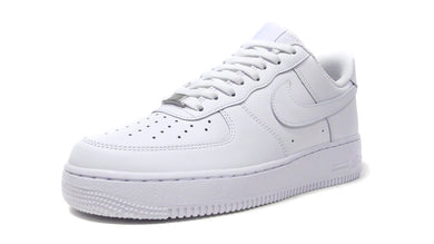 NIKE AIR FORCE 1 '07 WHITE/WHITE/BLANC/BLANC 1