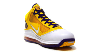 "NIKE LEBRON VII QS ""LOS ANGELES LAKERS"" ""LEBRON JAMES"" COURT PURPLE/WHITE/AMARILLO 5"