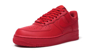 NIKE AIR FORCE 1 '07 LV8 1 UNIVERSITY RED/UNIVERSITY RED-BLACK 1