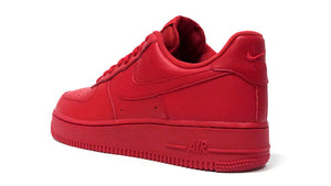 NIKE AIR FORCE 1 '07 LV8 1 UNIVERSITY RED/UNIVERSITY RED-BLACK 2