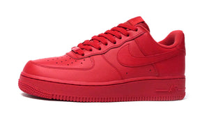 NIKE AIR FORCE 1 '07 LV8 1 UNIVERSITY RED/UNIVERSITY RED-BLACK 3