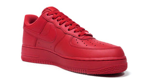 NIKE AIR FORCE 1 '07 LV8 1 UNIVERSITY RED/UNIVERSITY RED-BLACK 5