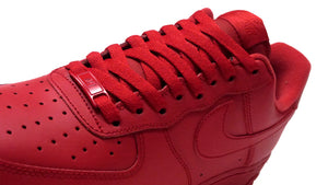 NIKE AIR FORCE 1 '07 LV8 1 UNIVERSITY RED/UNIVERSITY RED-BLACK 6