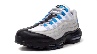 NIKE AIR MAX 95 GREY FOG/LASER BLUE/WHITE/BLACK 1