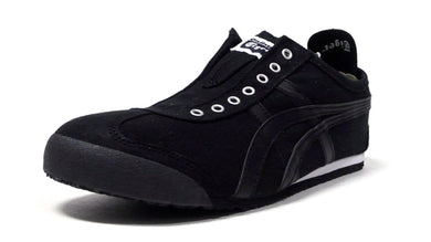 Onitsuka Tiger MEXICO 66 SLIP-ON BLACK/BLACK 1