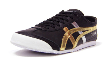 Onitsuka Tiger MEXICO 66 BLACK/GOLD 1