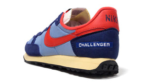 "NIKE CHALLENGER OG ""BRS LOST ARCHIVES PACK"" LIHGT BLUE/HABANERO RED/BLUE VOID/PALE VANILLA/WHITE/TEAM ROYAL 2"