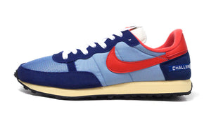 "NIKE CHALLENGER OG ""BRS LOST ARCHIVES PACK"" LIHGT BLUE/HABANERO RED/BLUE VOID/PALE VANILLA/WHITE/TEAM ROYAL 3"