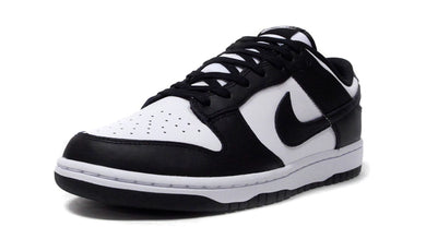 NIKE DUNK LOW RETRO WHITE/BLACK/WHITE/BLANC/BLANC/NOIR 1