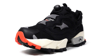 Reebok INSTAPUMP FURY TRAIL BLACK/CLASSIC WHITE/VIVID ORANGE 1