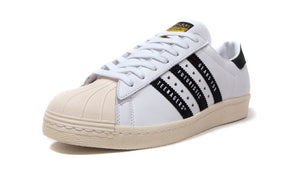 "adidas SUPERSTAR80S ""HUMAN MADE""  WHT/BLK/NAT/RED/GLD 1"