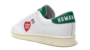 "adidas STAN SMITH HUMAN MADE ""HUMAN MADE"" FTWWHT/OWHITE/GOLDMT 2"