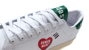 "adidas STAN SMITH HUMAN MADE ""HUMAN MADE"" FTWWHT/OWHITE/GOLDMT 6"
