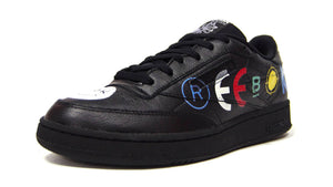 "Reebok CLUB C 85 BEP ""BLACK EYE PATCH"" BLACK/WHITE/COURT GREEN 1"