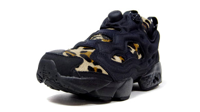 Reebok INSTAPUMP FURY ANIMAL BLACK/BLACK/BLACK 1