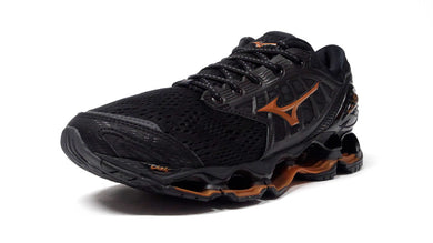 MIZUNO WAVE PROPHECY 9  BLK/GLD 1