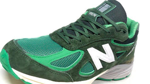 "mita sneakers new balance M990 V4 ""made in U.S.A."" ""Bouncing frog"" JMT47"