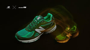 "mita sneakers new balance M990 V4 ""made in U.S.A."" ""Bouncing frog"" JMT48"