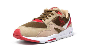 "le coq sportif LCS R 800 GIBIER ""GIBIER"" BGE/BRN/O.WHT/RED ""LIMITED EDITION for SELECT""1"
