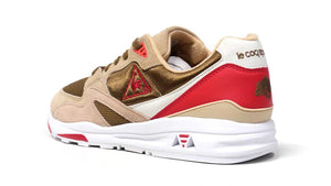 "le coq sportif LCS R 800 GIBIER ""GIBIER"" BGE/BRN/O.WHT/RED ""LIMITED EDITION for SELECT""2"