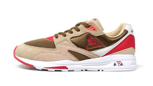 "le coq sportif LCS R 800 GIBIER ""GIBIER"" BGE/BRN/O.WHT/RED ""LIMITED EDITION for SELECT""3"