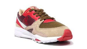 "le coq sportif LCS R 800 GIBIER ""GIBIER"" BGE/BRN/O.WHT/RED ""LIMITED EDITION for SELECT""5"