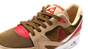"le coq sportif LCS R 800 GIBIER ""GIBIER"" BGE/BRN/O.WHT/RED ""LIMITED EDITION for SELECT""6"