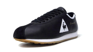"le coq sportif MONTPELLIER LEATHER BLK/WHT/GLD/GUM ""LIMITED EDITION for LE CLUB""1"