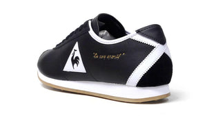 "le coq sportif MONTPELLIER LEATHER BLK/WHT/GLD/GUM ""LIMITED EDITION for LE CLUB""2"