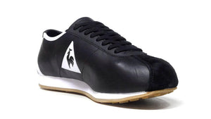 "le coq sportif MONTPELLIER LEATHER BLK/WHT/GLD/GUM ""LIMITED EDITION for LE CLUB""5"