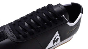 "le coq sportif MONTPELLIER LEATHER BLK/WHT/GLD/GUM ""LIMITED EDITION for LE CLUB""6"