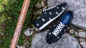 "le coq sportif MONTPELLIER.JP ""made in JAPAN"" BLK/WHT/NVY ""SO-SU-U"" ""SOU・SOU"" ""LIMITED EDITION for SELECT""8"