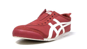 ONITSUKA TIGER MEXICO 66 SLIP-ON RED/O.WHT1