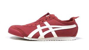 ONITSUKA TIGER MEXICO 66 SLIP-ON RED/O.WHT3
