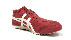 ONITSUKA TIGER MEXICO 66 SLIP-ON RED/O.WHT5