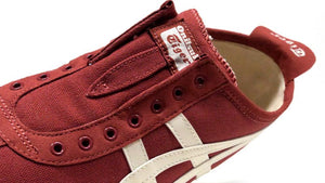 ONITSUKA TIGER MEXICO 66 SLIP-ON RED/O.WHT6