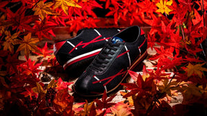 "le coq sportif MONTPELLIER.JP BLK/RED/WHT/BLU ""made in JAPAN"" ""鳶"" ""SOU・SOU"" ""LIMITED EDITION for SELECT""7"