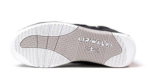 "AIRWALK DISASTER ""WHITE SPLASH"" ""JAPAN EXCLUSIVE"" BLK/WHT4"