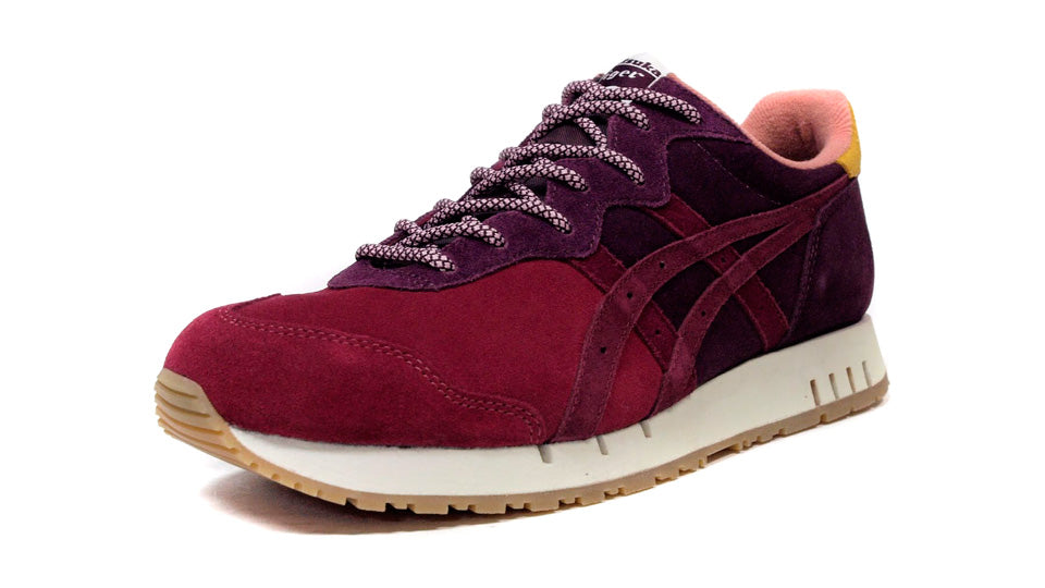 ONITSUKA TIGER X-CALIBER 「Dried Rose」 「mita sneakers」 BGD/PINK/O.WHT/GUM/YEL