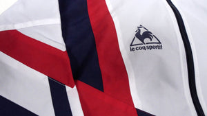 "le coq sportif NYLON JACKET ""FOOTBALL PACK"" WHT/RED/BLU 4"