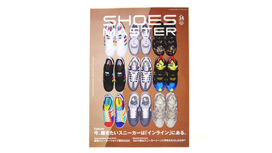 GOODS SHOES MASTER VOL.34 2020 FALL/WINTER  1