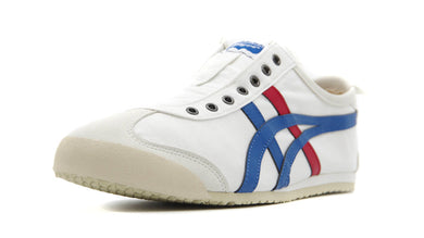 Onitsuka Tiger MEXICO 66 SLIP-ON CV WHITE/TRICOLOR 1