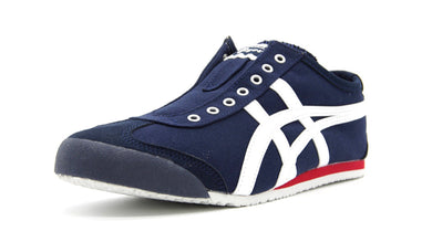 Onitsuka Tiger MEXICO 66 SLIP-ON NAVY/OFF WHITE 1