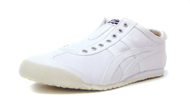 Onitsuka Tiger MEXICO 66 SLIP-ON WHITE/WHITE 1